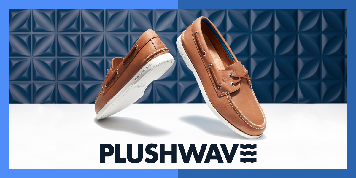 SPERRY  PLUSH WAVE